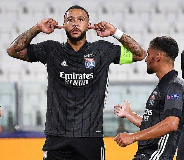 Lyon se metió en cuartos de final de la Champions League.