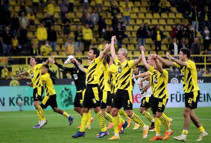 Dortmund Gladbach 2021