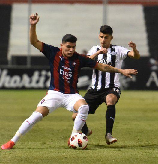 Cerro Porteño y Libertad igualaron sin goles.