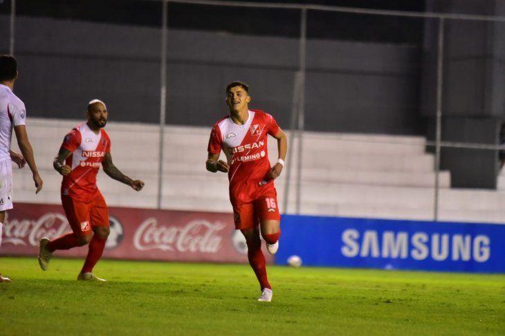River venció a Nacional en la Visera.