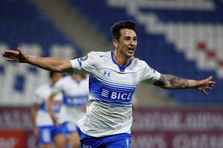 La Católica de Chile se clasificó a la Sudamericana.