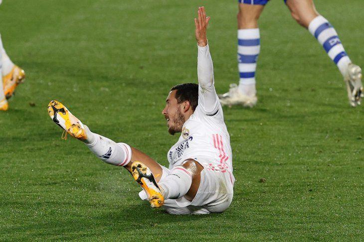 El Real Madrid cayó de local.