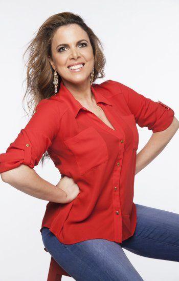 Claudia Scavone, actriz.