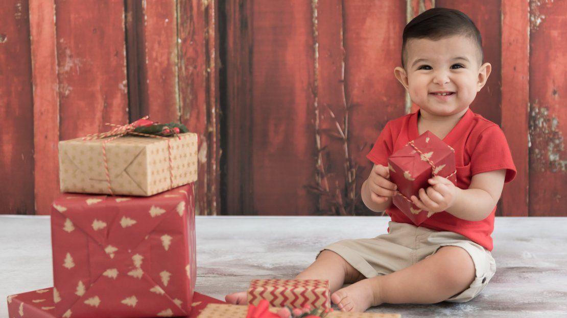 ¡Costanzo ya vive la magia de la Navidad!