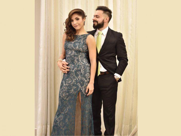 Silvia Romero disfruta de su vida de casada con David Mussi.