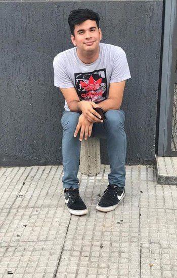 Sebas Rodríguez recibió muchos mensajes negativos luego de la entrevista que realizó al grupo The Fenders.