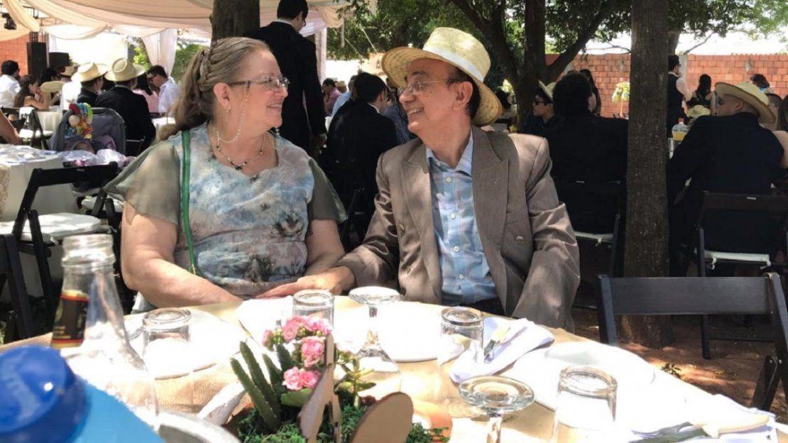 ¡Clara Franco celebra la vida de su papá!