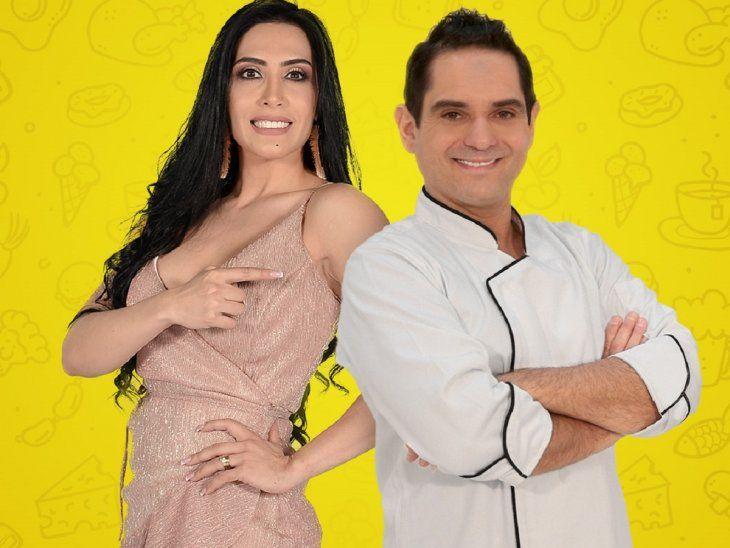 Rossana Barrios y Pablo Pappalardo alegrarán tus mañanas desde el lunes 29 de abril.