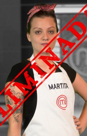 Martita dejó MasterChef