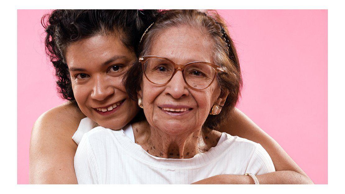 Madre e hija, dos guerreras que le ganaron al cáncer