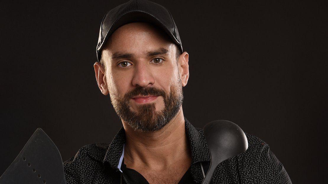Diego Brítez: De la cocina a la pista de baile