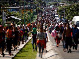 La falta de empleos impulsa a los centroamericanos a migrar a otros países, según la secretaria ejecutiva de la Comisión Económica para América Latina y el Caribe (Cepal), Alicia Bárcena.