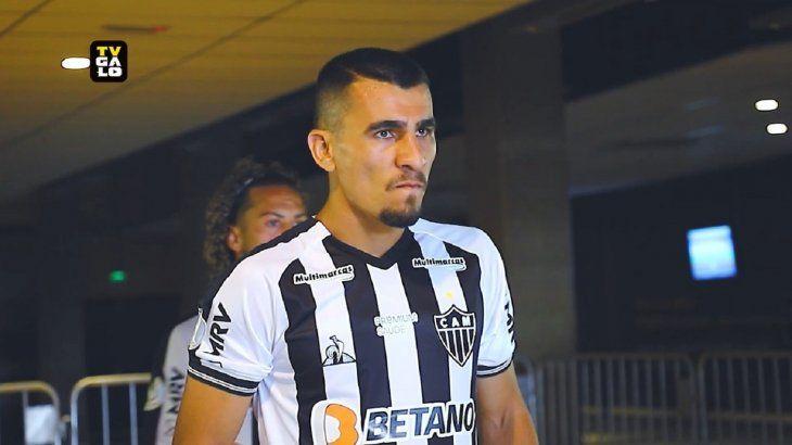 MODO COPA LIBERTADORES. Junior Alonso