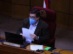 El senador Blas Llano consideró que lo más saludable sería que un miembro de la oposición obtenga la presidencia dentro del Congreso Nacional para lograr un equilibrio de poderes.