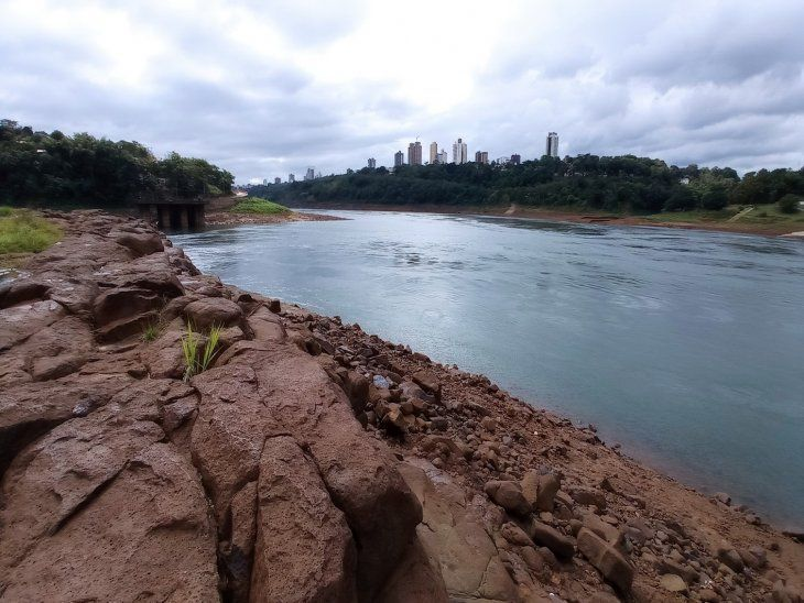 Los ríos Paraguay y Paraná son utilizados para el 80% de la importación y exportación del Paraguay