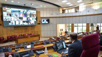 La senadora Desirée Masi habló sobre las negociaciones para la renovación de la mesa directiva dentro del Congreso y manifestó que el Partido Demócrata Progresista evaluará las candidaturas de Víctor Ríos y Fernando Lugo.
