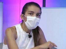 Puede venir una nueva oleada y las personas que no se aplicaron la segunda dosis están expuestas a cuadros severos. Rosanna González, secretaria general del Sindicato Nacional de Médicos.