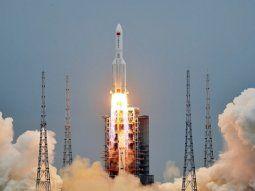 China puso en órbita el 29 de abril el primer módulo de su estación espacial, gracias al cohete portador Long March 5B, el más potente e imponente lanzador del país.