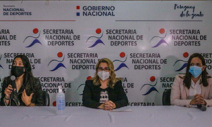 La viceministra de Salud