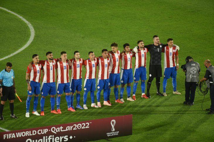 Paraguay cayó dos lugares en el ranking FIFA divulgado este jueves y se ubica en el puesto 35.