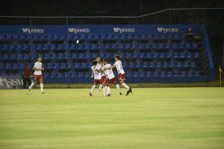 Nacional recibe a Sportivo Luqueño por la fecha 14 del Torneo Apertura 2021
