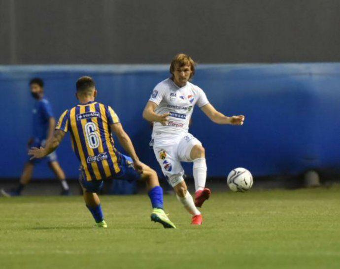 Nacional y Luqueño igualaron sin goles en la Visera.