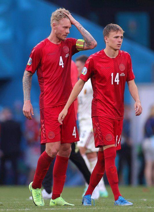 Dinamarca en un complicado duelo ante Rusia.