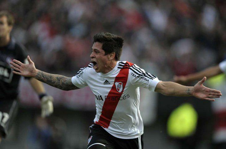 Juan Manuel Iturbe podría regresar a River Plate.