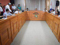 La Junta Municipal de San Lorenzo aprobó este martes la realización de una auditoría externa a la gestión del intendente Albino Ferrer, por supuestas irregularidades en su administración.