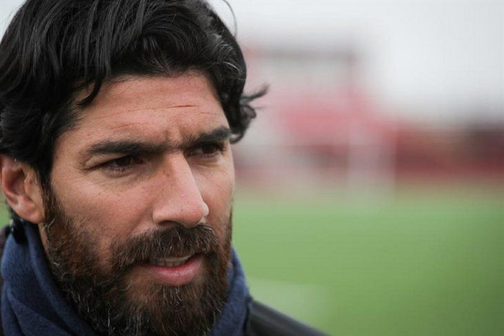 Sebastián Abreu revela que su sueño es dirigir a Uruguay.