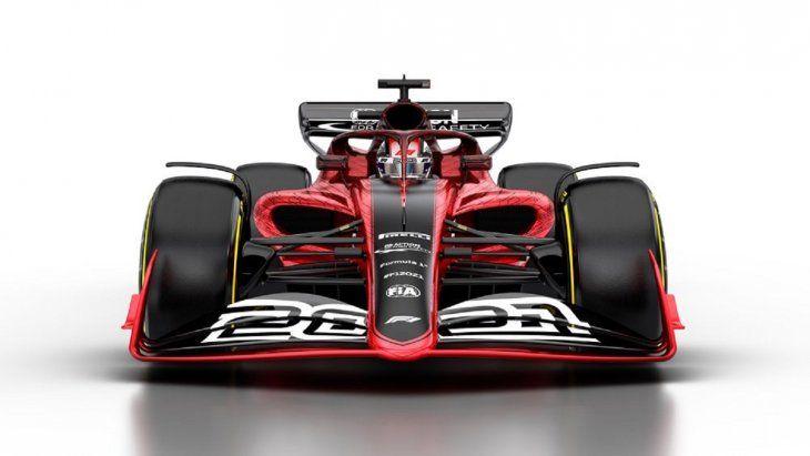Presentan nuevas regulaciones en la Formula 1 para el 2021.