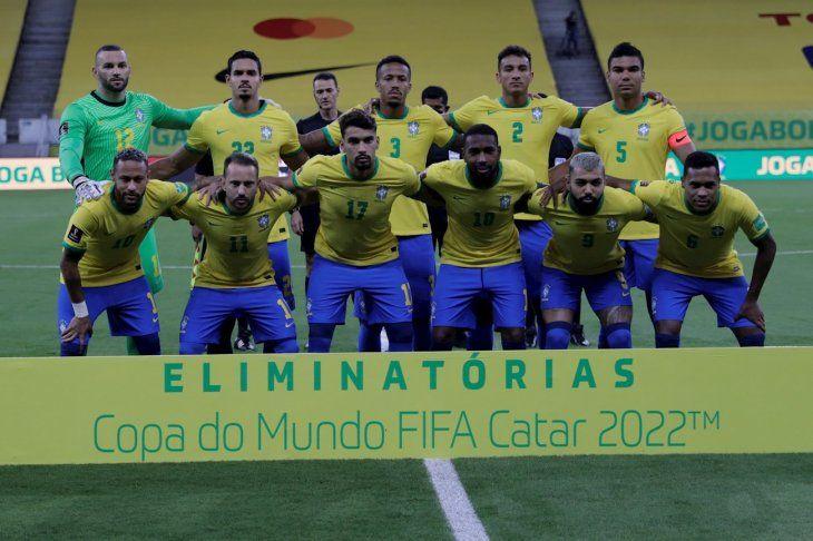 Brasil recibirá en Manaus a Uruguay.