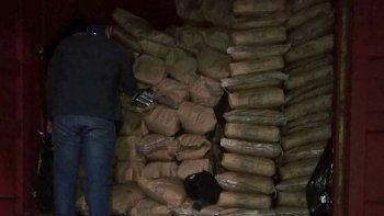 Fiscalía incauta carga de presunta cocaína en Fernando de la Mora