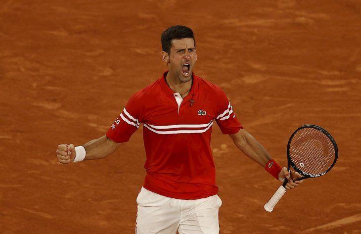 Novak Djokovic jugará la final de Roland Garros.