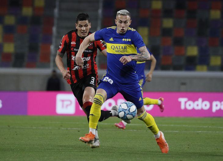 Boca Juniors avanzó en la Copa Argentina al eliminar a Patronato.