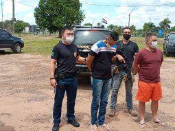 Los supuestos soldados del PCC fueron expulsados del país a las 14.30 de este jueves, a través del puesto de control migratorio de Pedro Juan Caballero, acusados de violacion de la ley migratoria.