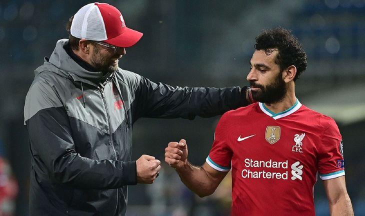 Jürgen Klopp se refirió a la posible renovación de Salah.