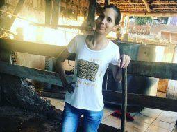 La ciudadana brasileña Josimeire Vieira De Oliveira Lopes, de 32 años, está desaparecida desde el sábado pasado, alrededor de las 19.22, cuando se encontraba en el interior de la estancia San Jorge.