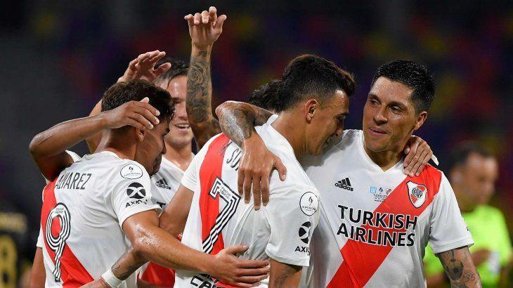 River Plate jugará ante Santa Fe el jueves en La Nueva Olla de Asunción.