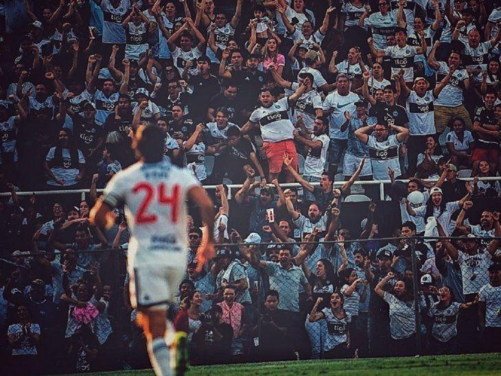 Olimpia podrá contar con hinchas ante Flamengo.