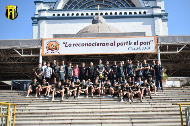 Guaraní es uno de los equipos que apunta al título en el Clausura.