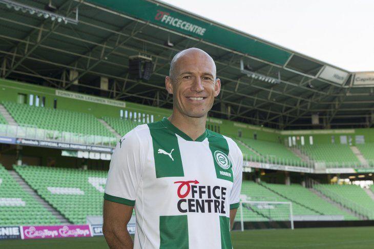 Arjen Robben se retira del fútbol de forma definitiva.
