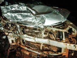 El segundo accidente de tránsito ocurrió a las 00.45 aproximadamente de  este domingo sobre la ruta PY06, a dos kilómetros del puente Monday, en  el distrito deTavapy.