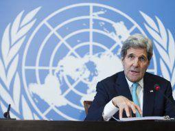 La coalición liderada por John Kerry organizará encuentros en todo EEUU a partir de enero, tanto en estados clave en las elecciones de 2020 como en zonas económicamente deprimidas o bases militares.