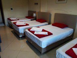 Los familiares de los enfermos por Covid-19, que están internados en el  Hospital Nacional de Itauguá, podrán tener a disposición el Hotel  Platinum, ubicado en el kilómetro 47 de la ruta PY01.
