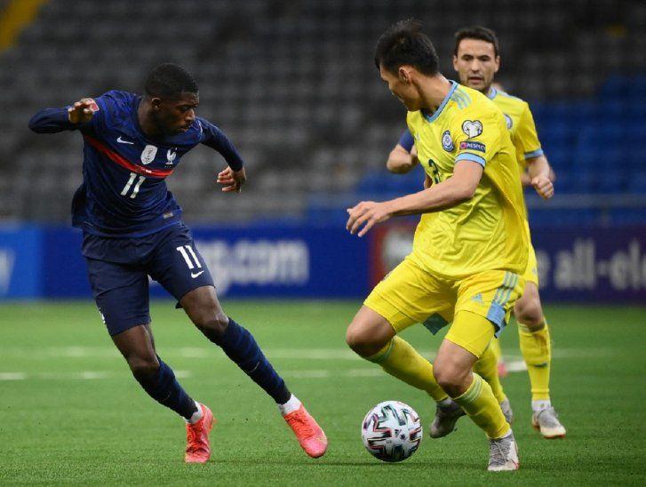 El cuadro Francés se impuso por 2-0.