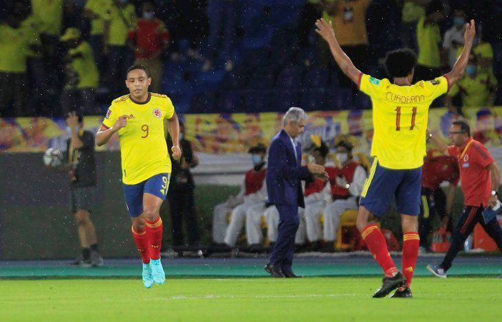Colombia definió su lista para la Copa América.