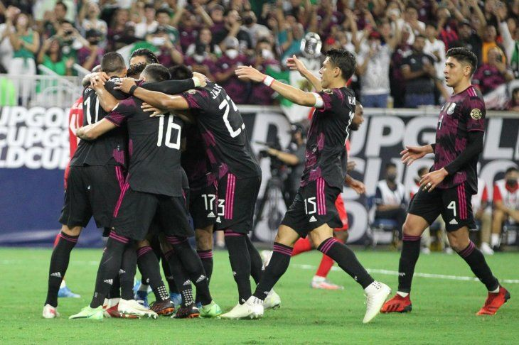 México jugará la final de la Copa de Oro.