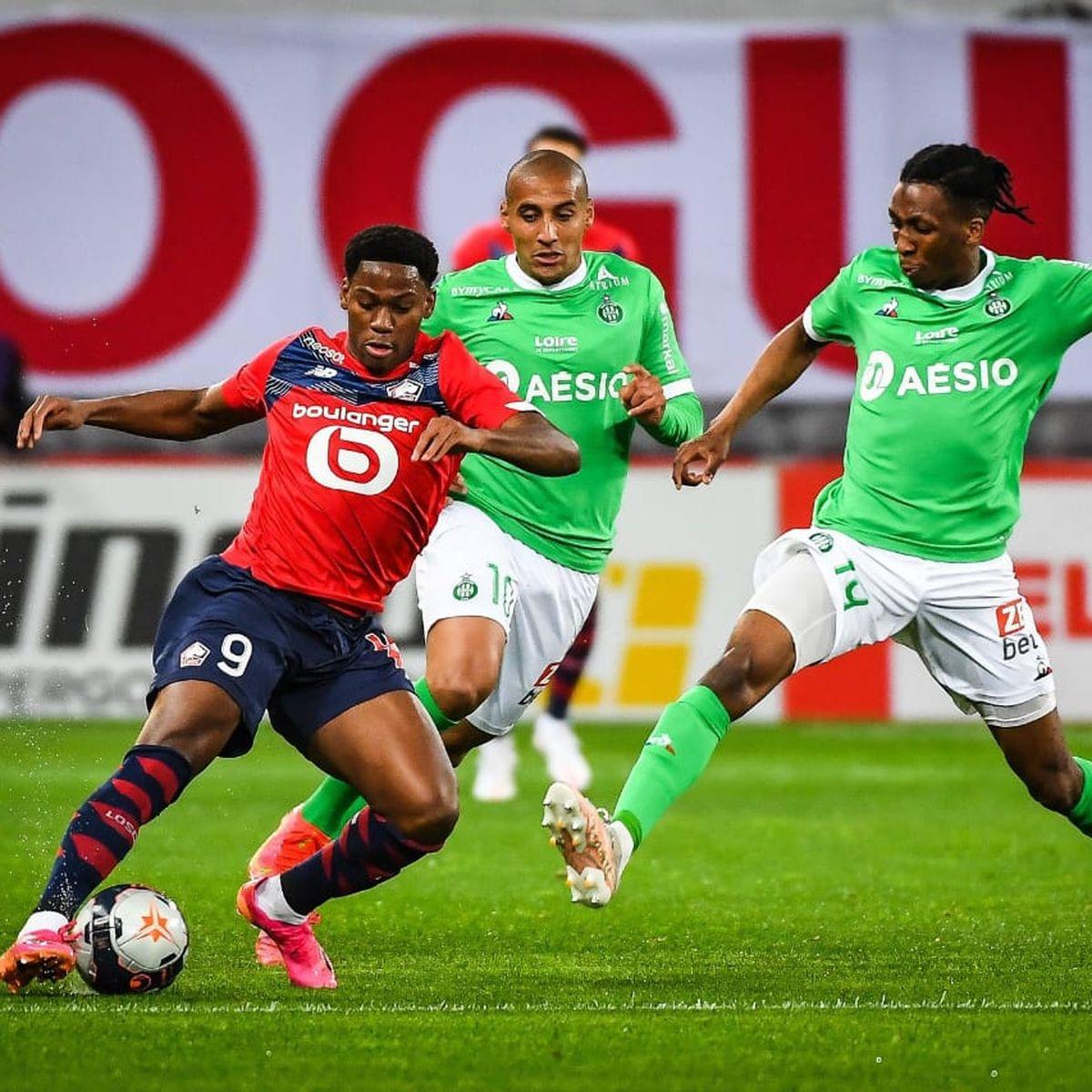 El título se decidirá en la última jornada tras el tropiezo del Lille ante el Saint Etienne (0-0)