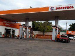 Ocurrió a las 23.10 aproximadamente de este sábado, en el predio de la estación de servicios Copetrol, ubicado en el barrio Central de la ciudad de Acahay, en el Departamento de Paraguarí.